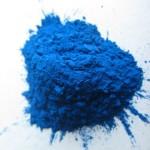 Оксид железа, синий 886