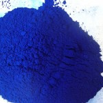 Пигмент синий фталоцианиновый BS (BLUE BS P.B 15:1)